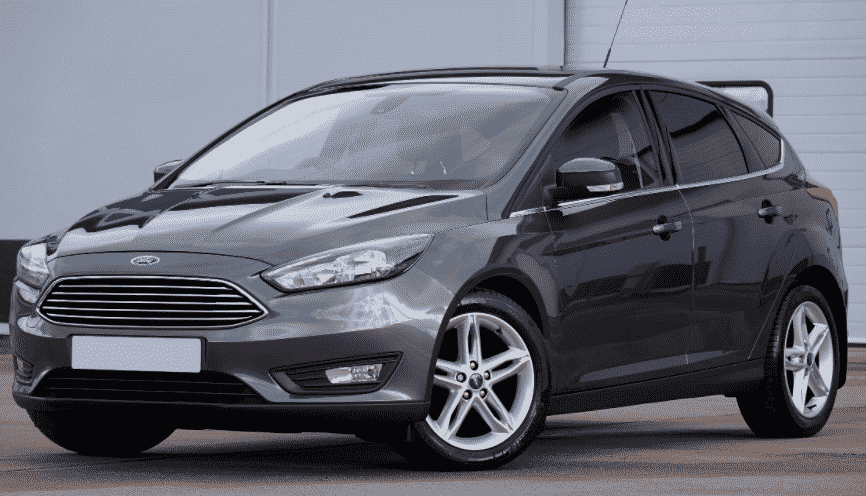ford focus grey