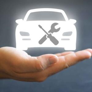 Vehicle maintenance icon