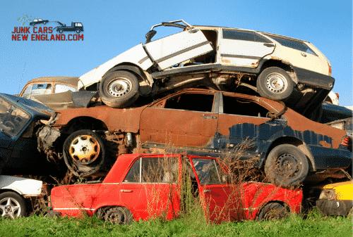 Pile of Junk Cars (1)